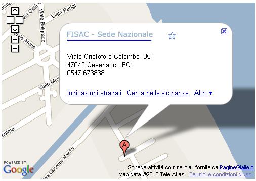 mappa.fisac